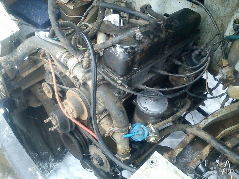Двигатель 2106 в Москве Сравнить цены, купить